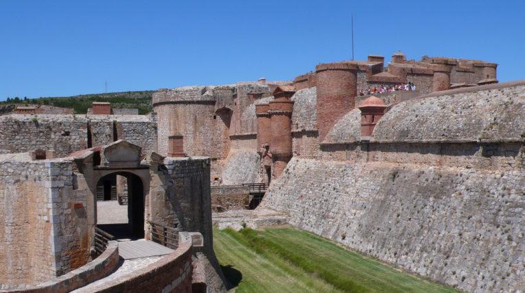 château salses - frança