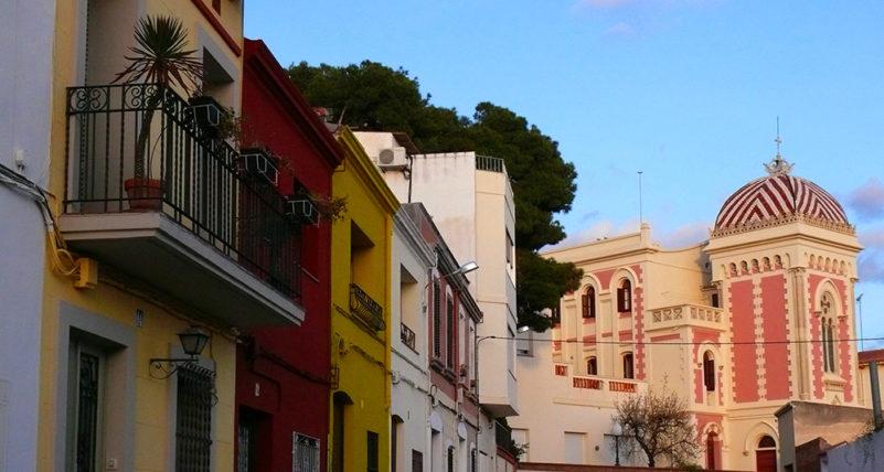 El Masnou - Maresme - carrer