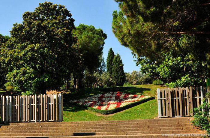 Visita als Jardins Mossèn Cinto Verdaguer - Centre Europeu