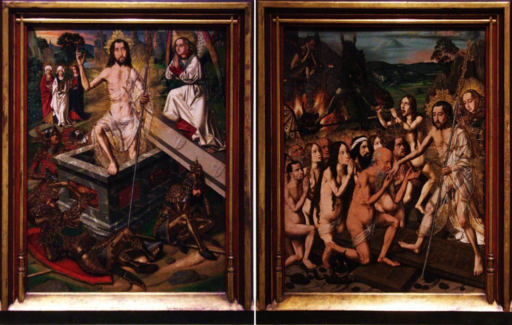 visita d'art a Bartolomé Bermejo