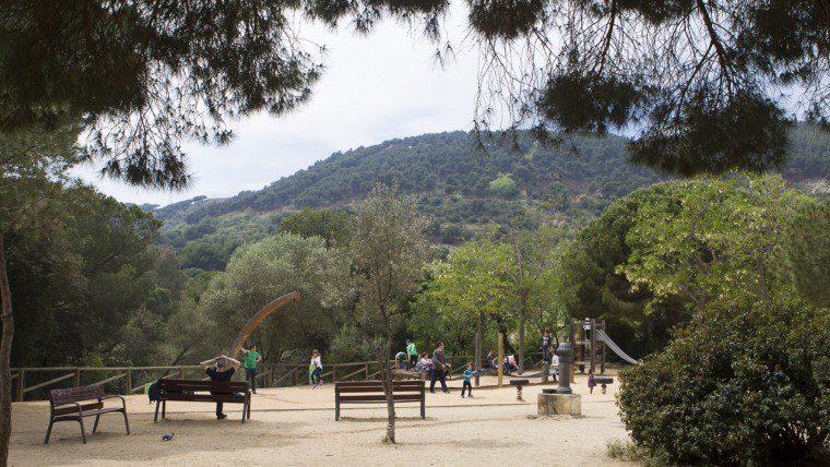 El Parc de l'Oreneta