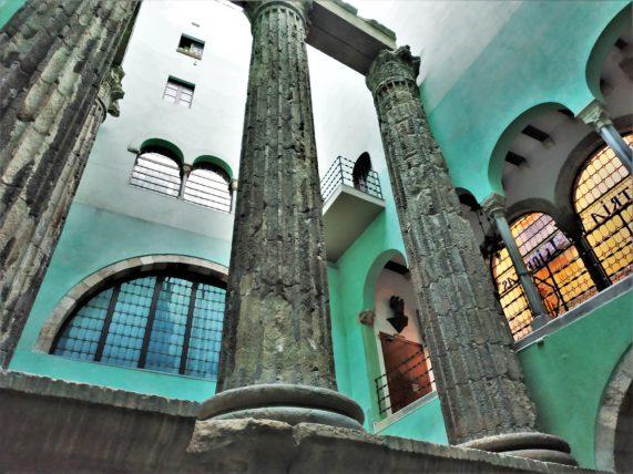 Barcelona romana d'August a Gal·la Placídia