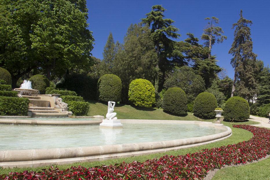 Descobrint els Jardins de Pedralbes