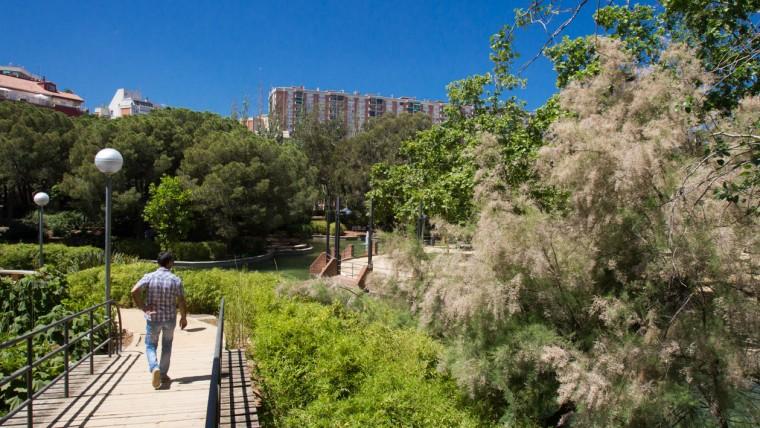 La Sagrera i El parc de laPegaso