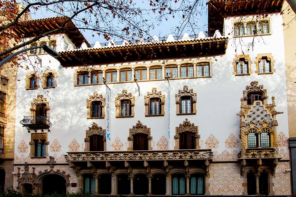 Ruta per la Casa Planells i elBarri de la Sagrada Família