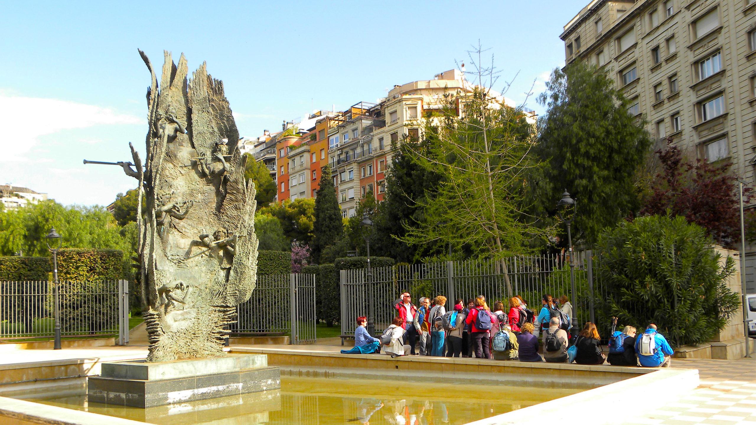 Senderisme Urbà: Els 7 Turons de Barcelona (I)